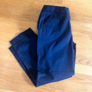 JCrew | Navy Stretch City Pants